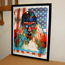 Michael Phelps, Swimmer, 2016 Summer Olympics, Gold Medals, 18x24 POSTER w/COA 2