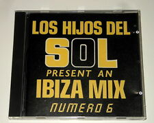 Los Hijos Del Sol - CD - Ibiza Mix Numero 6 - Galaxis GLX 20161-2