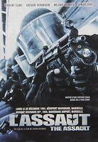 The Assault  New DVD