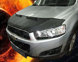 BONNET BRA Chevrolet Holden Captiva since 2011 STONEGUARD PROTEKTOR
