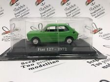 "DIE CAST "" FIAT 127 - 1972 "" SCALA 1/43 RBA AUTO INDIMENTICABILI"