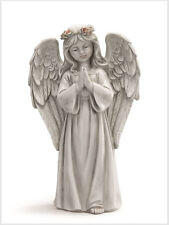 Praying Angel Girl Garden Statue Outdoor Decor