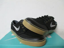 Nike SB Stefan Janoski SE Black Gum Brown Gold Grey Sz 11 631298-020
