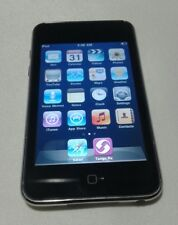 Apple iPod Touch 8GB Black and Silver Model A1288 2nd Generation