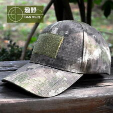 Rattlesnake Camo Outdoor Tactical Camouflag Hunting Military hat Baseball Cap XD