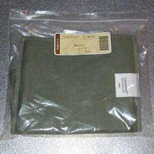 Longaberger Sage MEDIA Basket Liner ~ Brand New in Original Packaging!