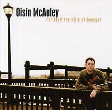 Oisín McAuley, Oisin - Far from the Hills of Donegal [New CD]