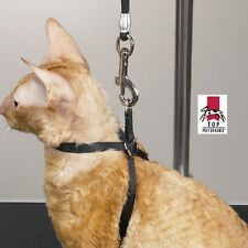 Pet CAT Small DOG Adjustable Nylon HARNESS Restraint Loop*FOR Grooming Table Arm