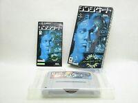 SYNDICATE Item REF/bcb Super Famicom Nintendo Japan Game sf