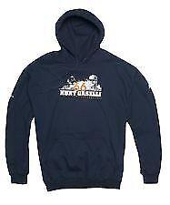 KTM - KCF DAKAR PULLOVER HOODIE NAVY BLUE medium