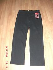 HOLLISTER BLUE SWEAT PANTS 60% COTTON 40% POLYESTER  PULL STRING WAIST  SIZE M