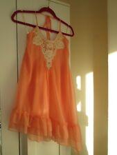 NEW!! Lipsy by Pixie Lott peach pastel dress size 8 UK