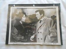 BUTTERFIELD 8-1960-LIZ TAYLOR-B & W MOVIE STILL PHOTOS-SEE+PROMO-MOVIE THEATERS