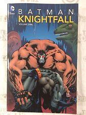 Batman Knightfall Vol. 1 TPB DC 2012