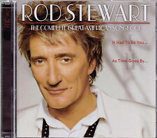 ROD STEWART The  Great American Songbook Volumes 1 & 2 CD - New