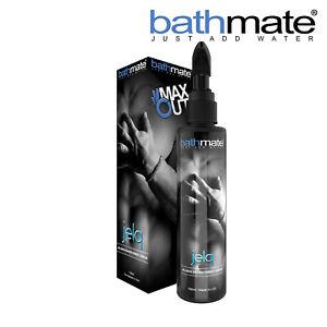 Bathmate Men Max Out Jelqing Get Harder Better Erection Erezioni Forti Durature