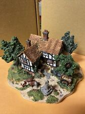 Danbury Mint The Bell Inn Jane Hart The Country Village Collection