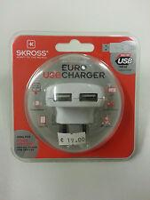 ADATTATORE SKROSS EURO USB CHARGER