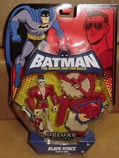 BATMAN THE BRAVE AND THE BOLD   DELUXE  BLADE FORCE  PLASTIC MAN MOC