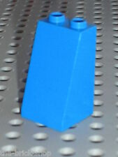 LEGO chateau castle Blue slope brick ref 3684 / set 10176 6274 7186 5938 6043 ..