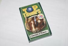 TOP TRUMPS HORSES & PONIES CARD GAME BRAND NEW