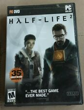 Half Life With Bonus Deathmatch for PC 35 Game of the Year Awards Rare