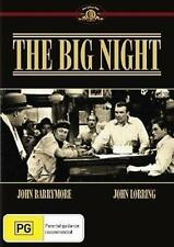 BIG NIGHT, THE John Barrymore, Joan Lorring DVD NEW