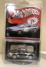 2012 Hot Wheels Red Line Club DeLorean Dmc-12 Limit 4000 Rlc
