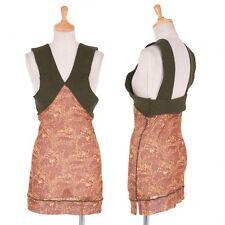 (SALE) Jean Paul GAULTIER FEMME Power net camisole Size 40(K-27539)