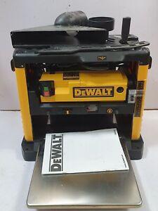 DeWalt DW733 Elektro-Dickenhobel, stationär, Y08929