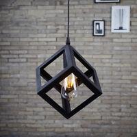 Black Pendant Light Bedroom Ceiling Lights Kichen Lamp Modern Pendant Lighting