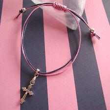 Crucifix,Cross Friendship BraceleT,Jack knot,will make a nice teacher gift