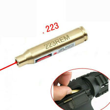 Tactics 223 rem 5.56 Cartridge Bore Sighter Sight Red Laser Dot Boresighter