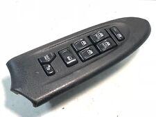 2002 - 2005 Chevrolet Trailblazer Drivers Master Window Switch P: 15114245 OEM