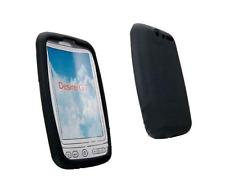 Funda Carcasa Silicona (NEGRO) ~ HTC Desire G7