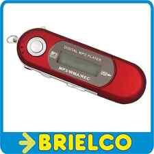 REPRODUCTOR MULTIMEDIA MP3 WAV GRABACION VOZ RADIO FM CON AURICULARES BD9315