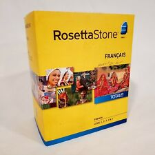 Rosetta Stone French v4 Total Level 1-5 Set WIN 8.1, MAC OS X 10.7 OR HIGHER