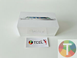 Factory Sealed Apple iPhone 5 32GB White Silver (Unlocked) 2012 Collectors RARE