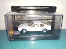 Matra simca bagheera courrèges 1976 1/43 Neuf altaya IXO