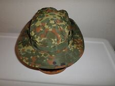 NEW GERMAN FLECKTARN CAMOUFLAGE TRILAM BOONIE HAT SIZE X- LARGE