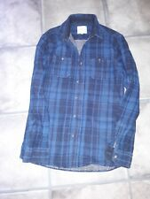 Mens  Shirt, Navy,size Small