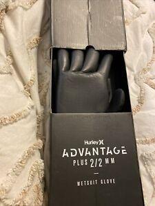 Hurley advantage plus 2/2mm wetsuit gloves