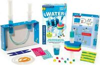 Thames and Kosmos Little Labs Water Science Kit, Birthday Gift, Stocking Filler