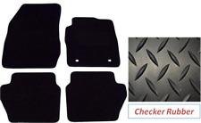 Esteras de coche Ford Fiesta de goma a medida desde 2009-2011 - Negro
