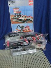 Lego 7839 12V Verschiebebahnhof Car Transport Depot