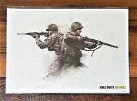 "Call of Duty WW 2 Commemorative Art Print 9.75"" X 7"" - BRAND NEW & RARE"
