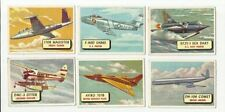 A&BC Aircraft Collectable Confectionery & Gum Cards