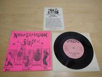 "NOW EXPLOSION ~ NAPPY / STUFF (1984) 7"" SOUL FUNK ~ FUNTONE NX-23"