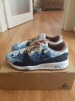 Le Coq Sportif LCS R 1400 Blue US7.5 Men's Sneakers Worn Once