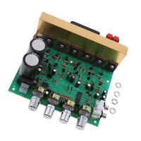 HIFI 200W Audio Power 2.1 Channel Amplifier Stereo Module Board Accessory New